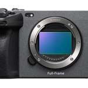 Sony Announces Compact Full-Frame FX3 Cinema Camera