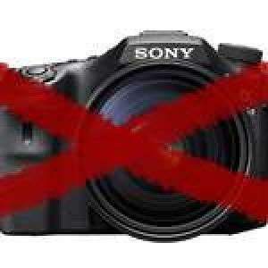 The end of Sony's A-mount system?