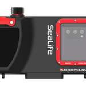 SeaLife Announces Android App for SportDiver Underwater Housing