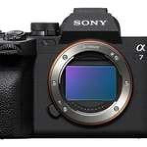 Sony Announces 33MP Full-Frame a7 IV