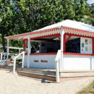US Virgin Islands Aqua Marine Dive Center Reopens
