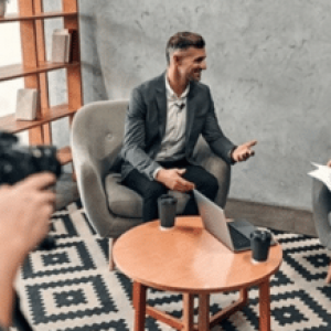 DAN Developing Video Testimonials
