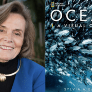 'Her Deepness' Dr. Sylvia Earle Has A New Book Due Out In November