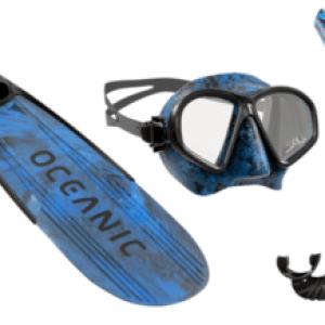 Oceanic Unveils New 'Predator' Freedive Equipment Line