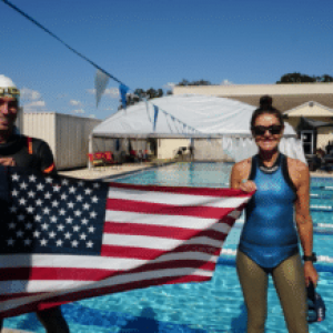New Men's, Women's American Records Set At AIDA Tampa Bay Apnea Challenge