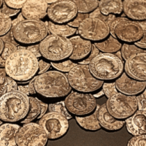 Freedivers Find Trove Of Ancient Roman Gold Coins