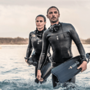 Fourth Element Unveils New RF1 Freediving Wetsuit