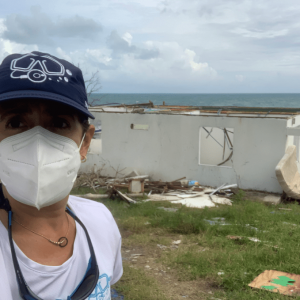 Gloria Giraldo – Humanitarian Aid