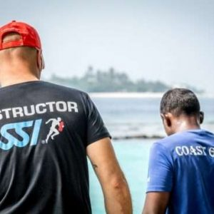 SSI Partners with Lifeguard Academy Maldives