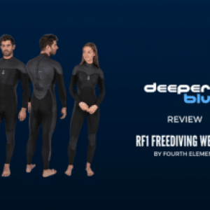Review: Fourth Element RF1 Freediving Wetsuit