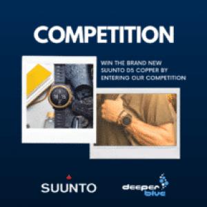 Win A Suunto D5 Copper Dive Computer