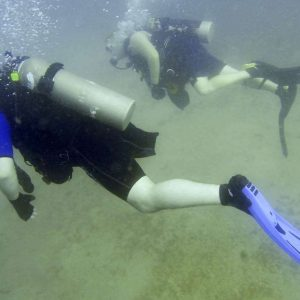 2021 SUBMERGED Adaptive Diving Festival Underway