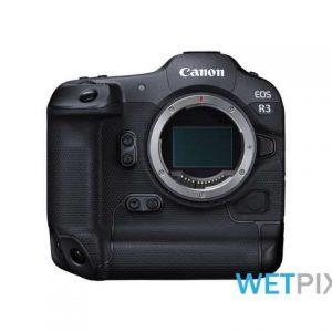 Canon Announces EOS R3