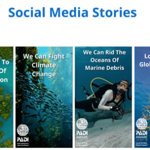 New PADI Mission Hub Marketing Toolkit